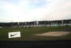 FSV Optik Rathenow - Stadion Vogelgesang