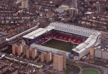 West Ham United - Boleyn Ground