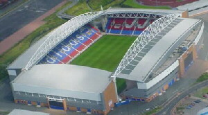 Wigan Athletic - JJB Stadium